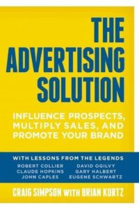 The Advertising Solution Book Cover